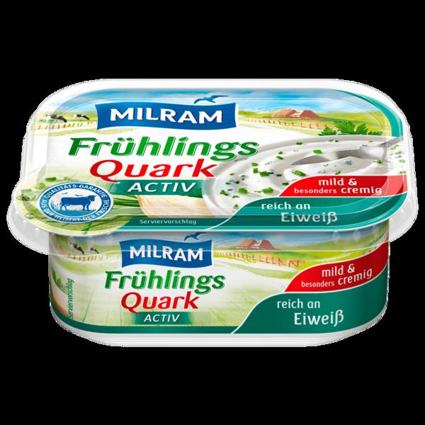 Milram Frühlingsquark Activ 200g