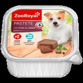 ZooRoyal Pastete mit Rind und Leber 150g