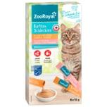 ZooRoyal Katzen-Schleckies 8x15g