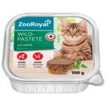 ZooRoyal Wildpastete auf Aspik 100g