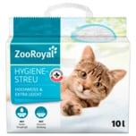 ZooRoyal Katze Hygienestreu 10l