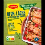 Maggi Natürlich & Bewusst Lachs mit Zucchini & Tomaten mariniert vom Blech 26g