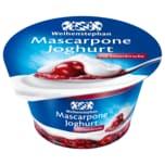 Weihenstephan Mascarpone Joghurt Kirsche 150g