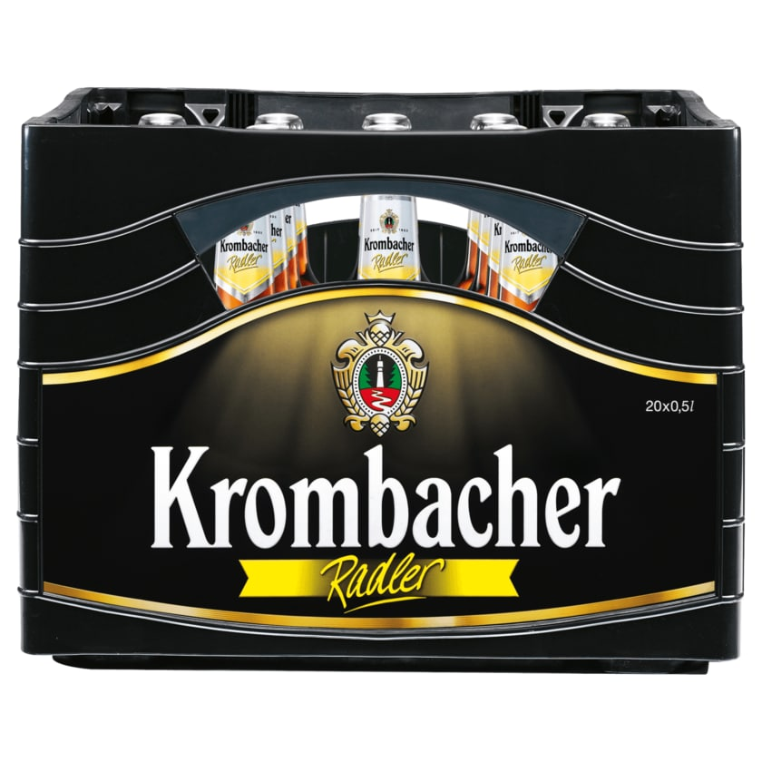 Krombacher Radler 20x0,5l