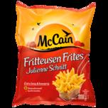 Mc Cain Fritteusen Frites Julienne Schnitt 2,5kg