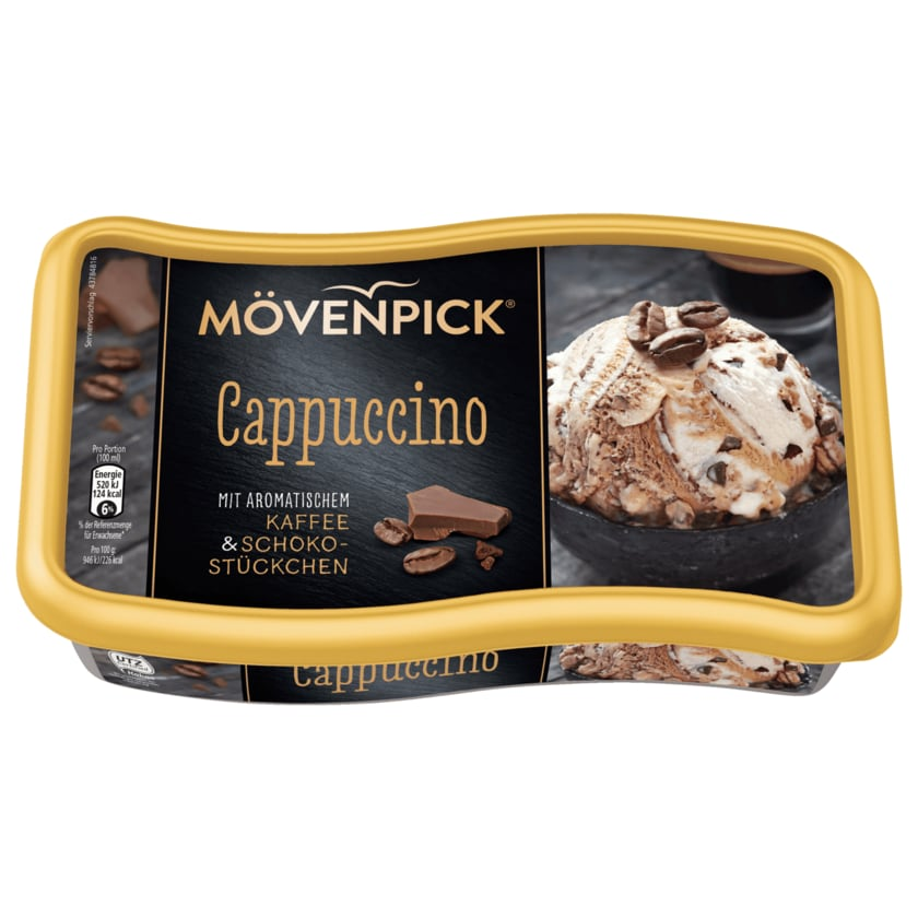 Mövenpick Eis Cappuccino 900ml