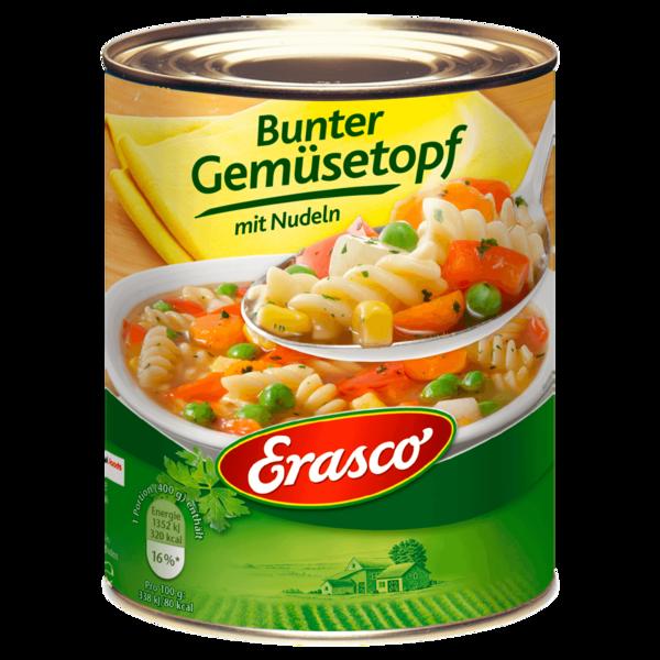 Erasco Bunter Gemüsetopf 800g