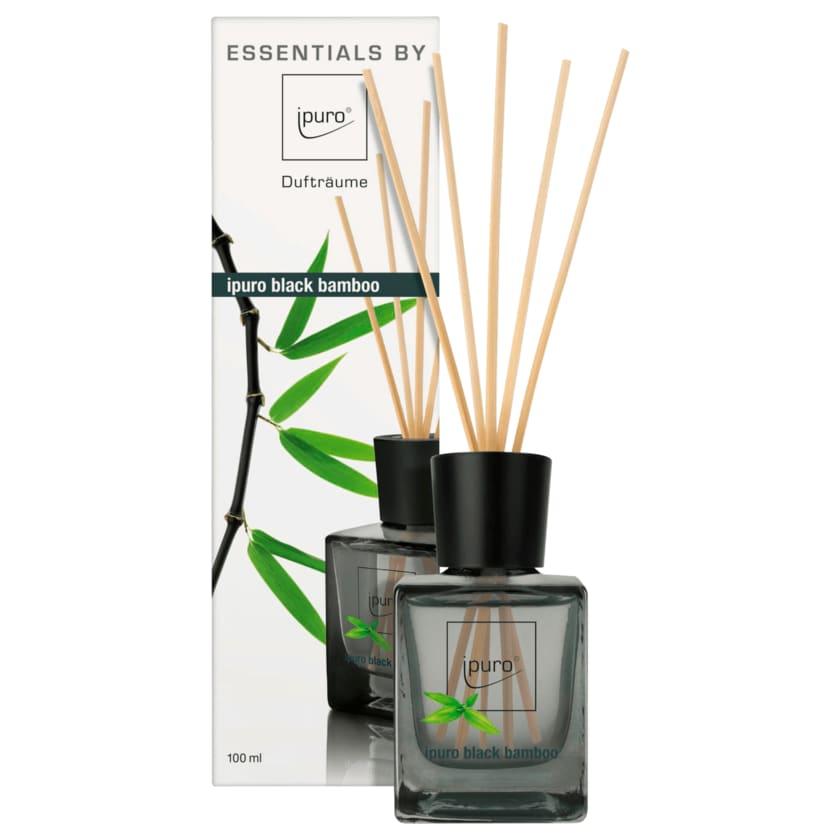Ipuro Essentials Dufträume Black Bamboo 100ml