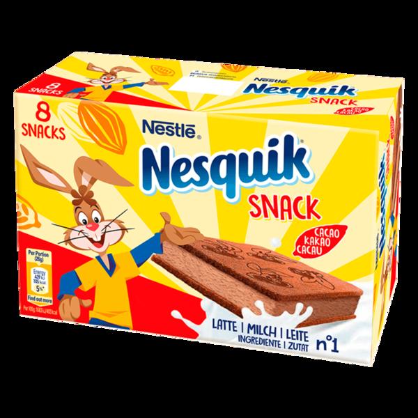 Nestlé Nesquik Snack Kakao 8x26g