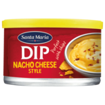 Santa Maria Dip Nacho Cheese Style 240ml