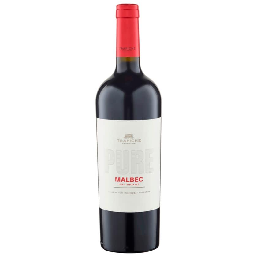 Trapiche Rotwein Malbec trocken 0,75l