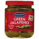 Santa Maria Green Jalapeno Hot 215g