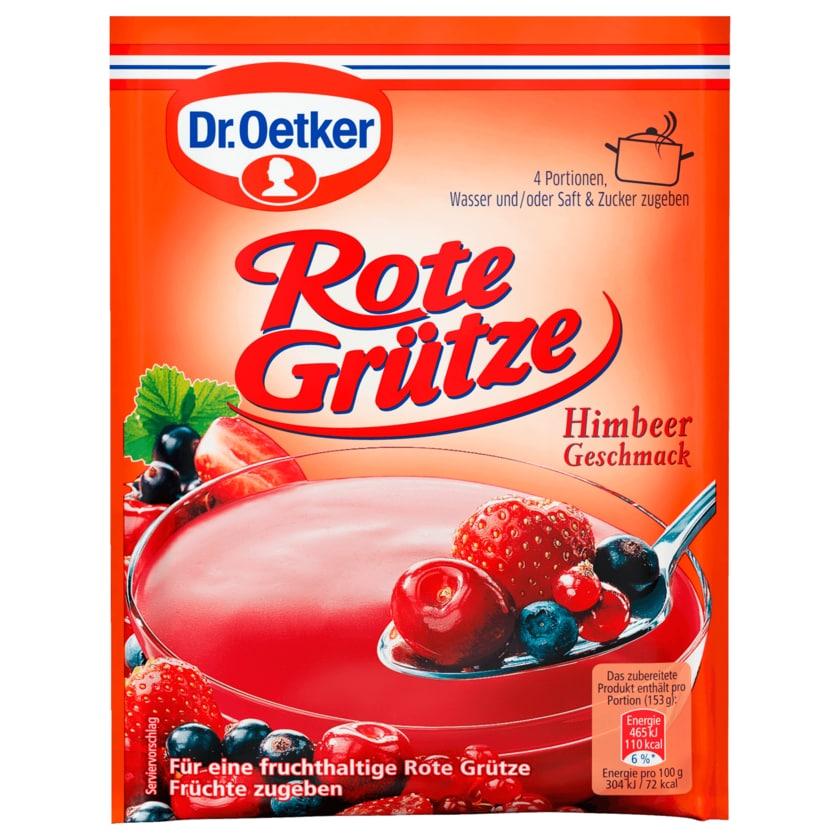 Dr. Oetker Rote Grütze 121g, 3 Päckchen