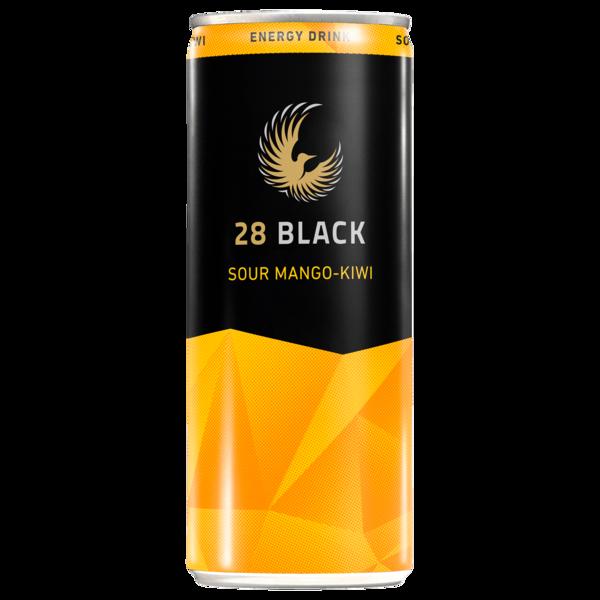 28 Black Sour Mango-Kiwi 0,25l