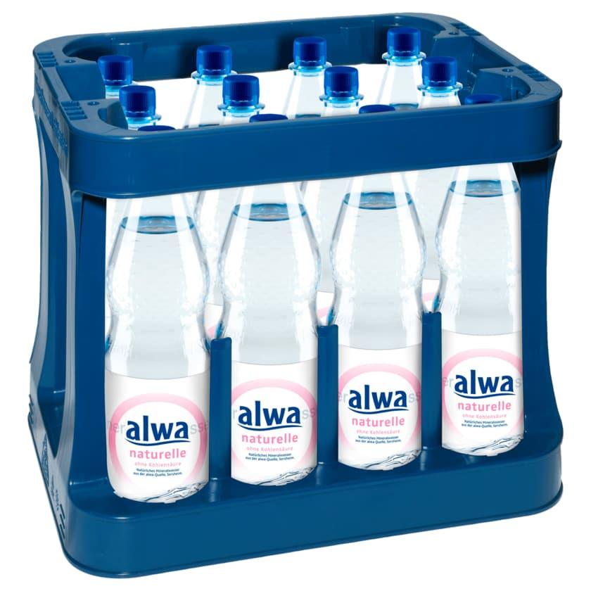 Alwa Mineralwasser Naturelle 12x1l