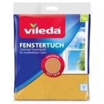 Vileda Fenstertuch mit 30% Microfaser