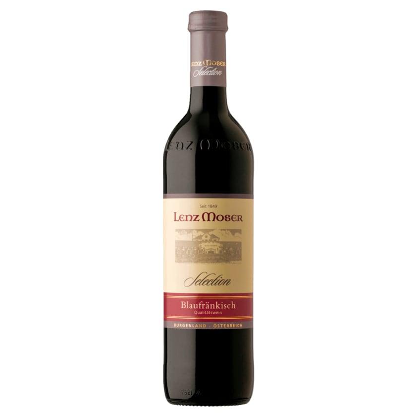 Lenz Moser Blaufränkisch Rotwein 0,75l