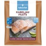 Followfish Kabeljau Filets MSC 400g