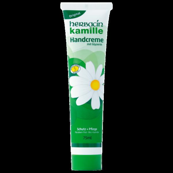 Herbacin Kamille Handcreme Tube 75ml