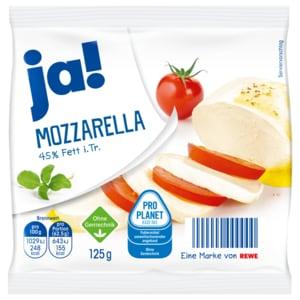 ja! Mozzarella 220g