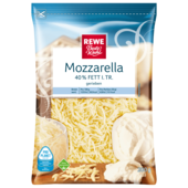 REWE Beste Wahl Mozzarella gerieben 200g