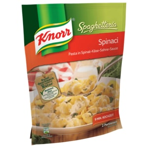 Knorr Spaghetteria Spinaci 165g