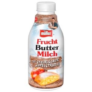 Müller Frische Buttermilch Apfelstrudel 500g