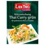 Lien Ying Würzmischung Thai Curry grün 14g