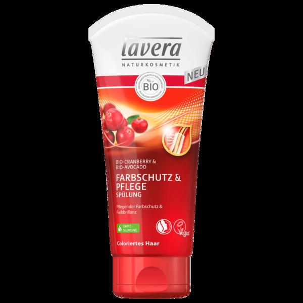 Lavera Farbschutz & Pflege Spülung mit Bio-Cranberry 200ml