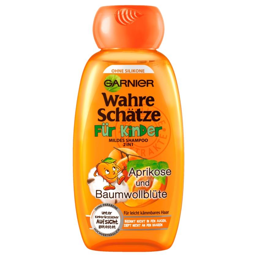 Garnier Wahre Schätze Shampoo für Kinder Aprikose 250ml