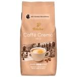 Tchibo Caffè Crema Mild ganze Bohne 1kg