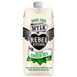 Rebel Kitchen Bio Coconut Milk Drink Matcha Green Tea 330ml