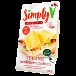 Simply V Genießerscheiben Paprika-Chili vegan 150g