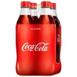 Coca-Cola 4x0,5l
