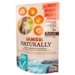 IAMS Naturally Lachs 85g