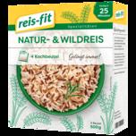 Reis-fit Natur & Wildreis im Kochbeutel 500g