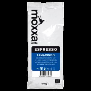 Moxxa Bio Espresso Tamarindo ganze Bohne 1kg