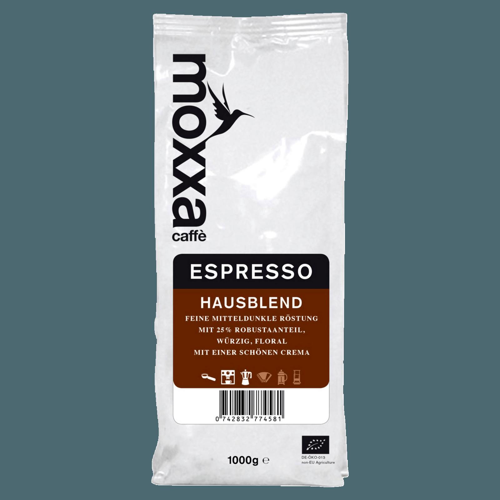 Moxxa Espresso ganze Bohne 1kg