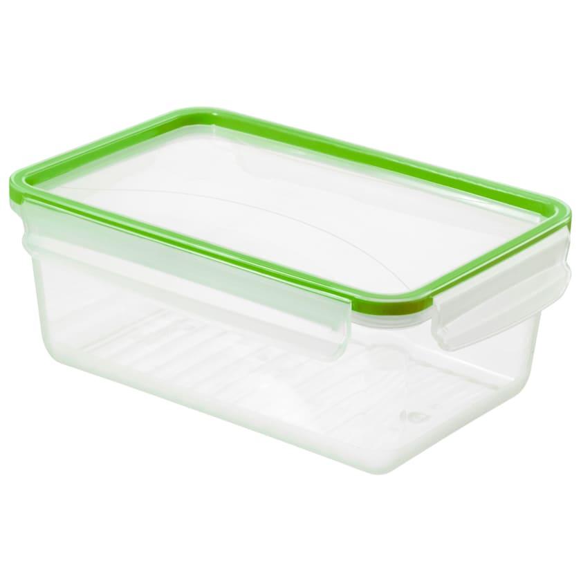 Rotho Kühlschrankdose Clic & Lock Apple Grün 2l
