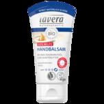 Lavera SOS Hilfe Handbalsam mit Bio-Macadamianussöl 75ml