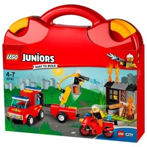 LEGO Junior Löschtrupp Koffer
