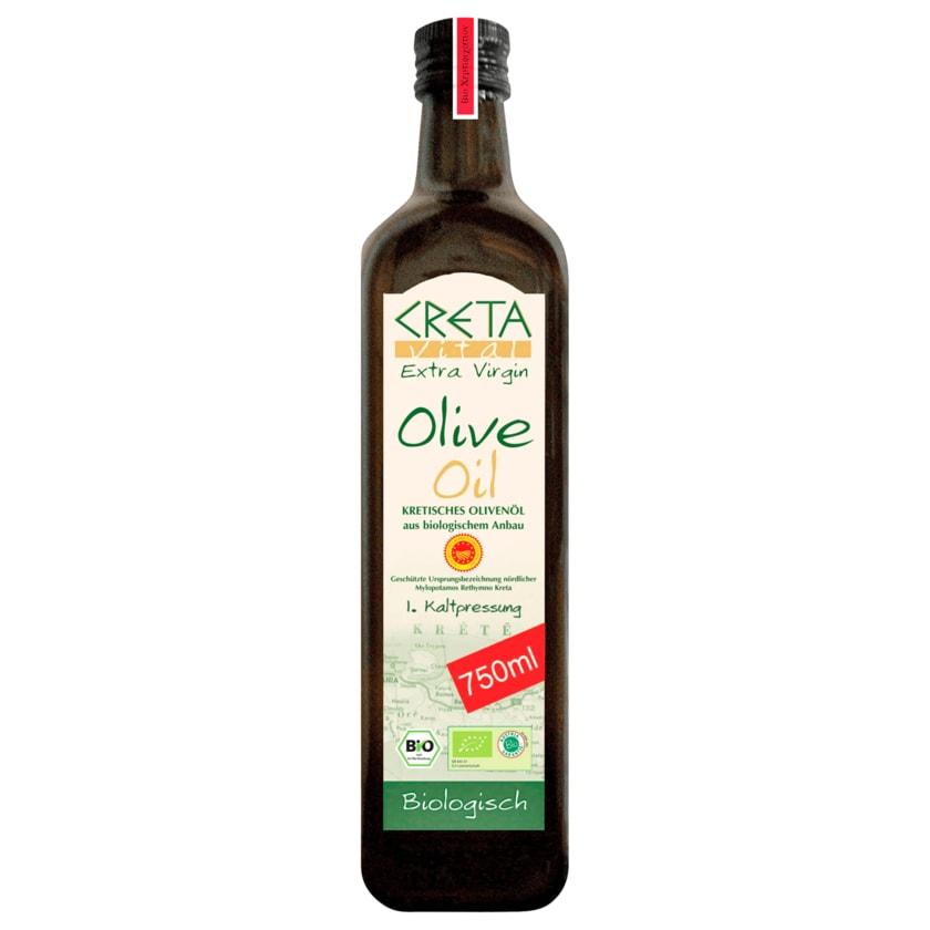 Creta Vital Bio Olivenöl 750ml
