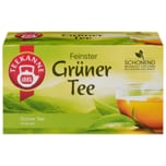 Teekanne Grüner Tee 70g, 40 Beutel
