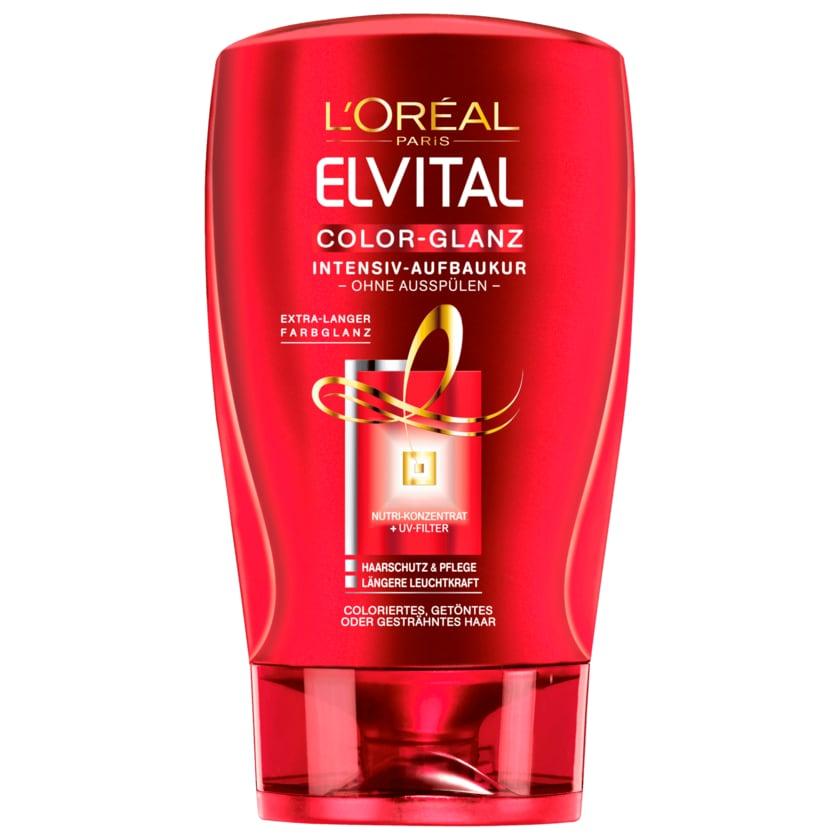 L'Oréal Paris Elvital Color Glanz Intensiv-Aufbau-Kur 125ml