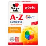 Doppelherz A-Z Depot 40 Stück