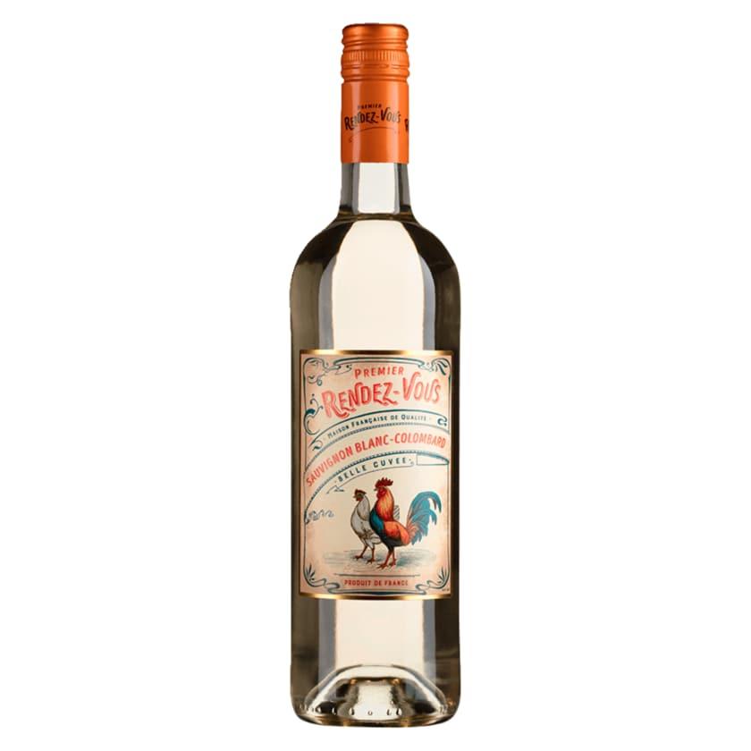 Premier Rendez-Vous Weißwein Sauvignon Blanc trocken 0,75l