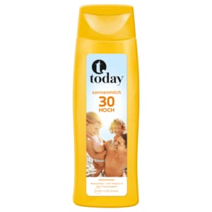 Today Sonnenmilch LSF 30 300ml