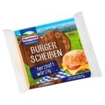 Hochland Burger Scheiben Würzig Pikant 200g