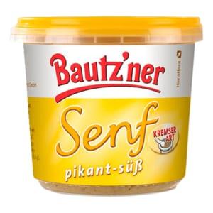 Bautz'ner Senf pikant-süß 200ml