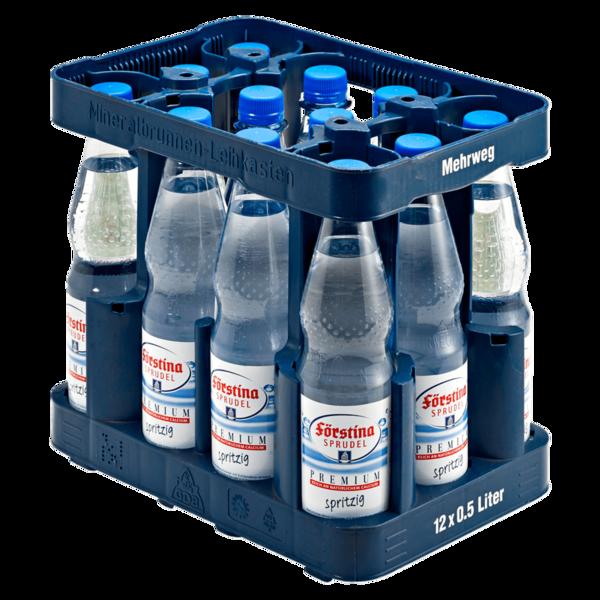 Förstina-Sprudel Premium Spritzig 12x0,5l